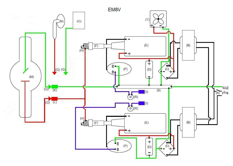120 To 24 Transformer Wiring Electronics Forum Circuits