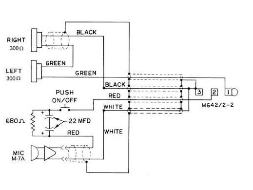 David Clark Connector PJ 051 Electronics Forum Circuits