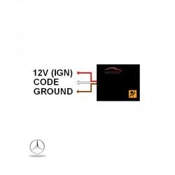 Voyant airbag allumé Mercedes Classe E W210 A W168 S W220