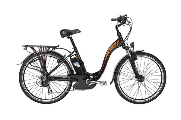 Ficha técnica, fotos, precio de la bicicleta eléctrica BH