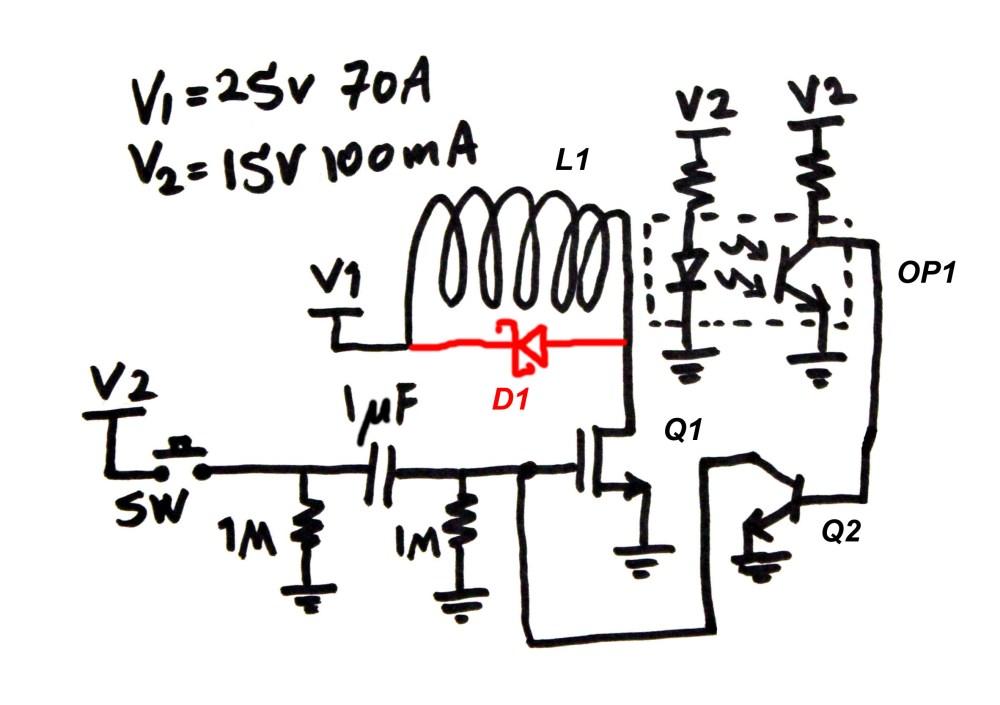 medium resolution of coil gun schematic electroboom coil gun schematic