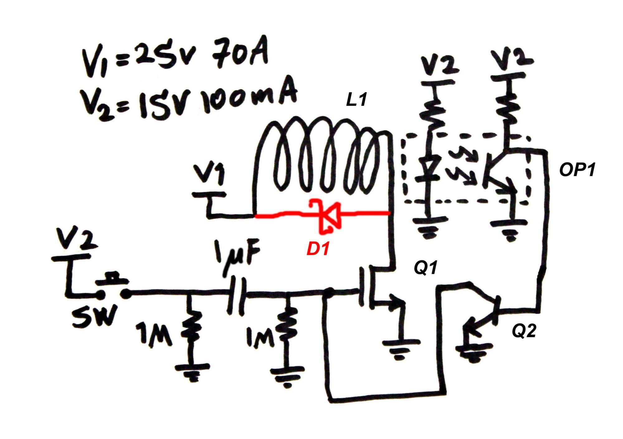 hight resolution of coil gun schematic electroboom coil gun schematic