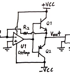 audio power amplifier circuit high power audio amplifier circuit audio power amplifier circuit diagram power audio [ 1920 x 1080 Pixel ]