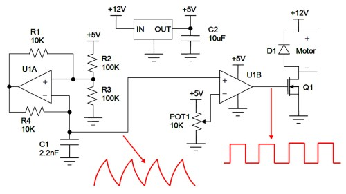 small resolution of simple pwm circuit circuit schematic wiring diagram articlepwm schematic 7