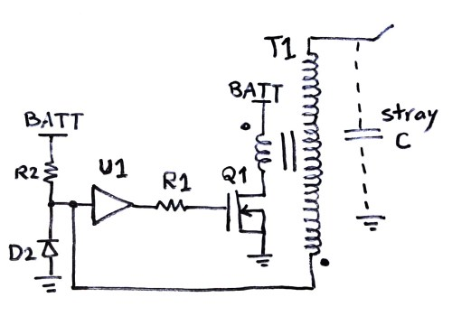small resolution of slayer exciter with mosfet and gate driver