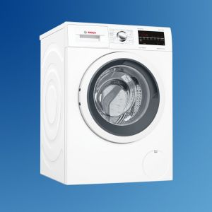 lavadora bosch blanca