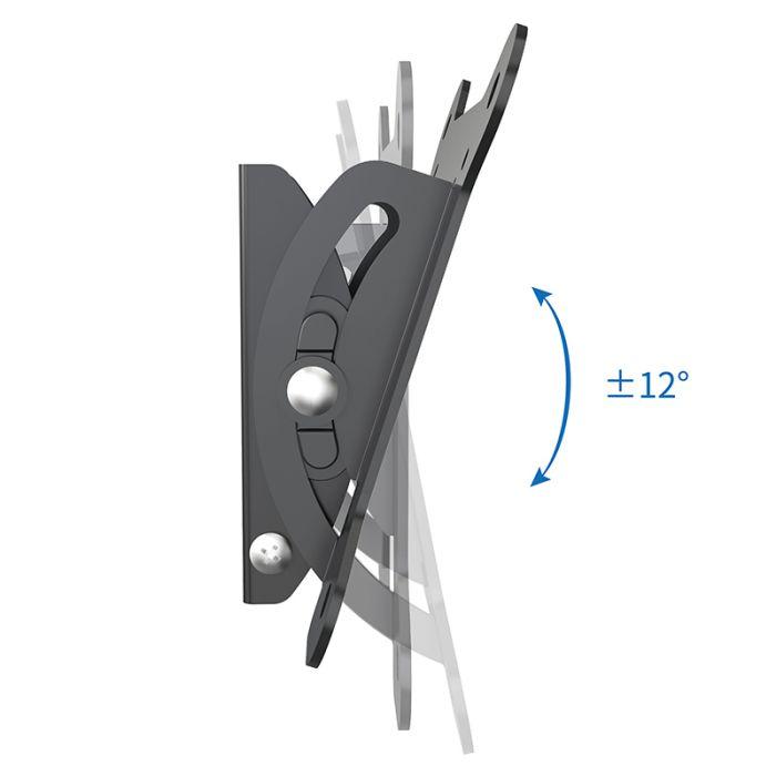 soporte pared electro depot tv n 1 de 41 a 66 cm