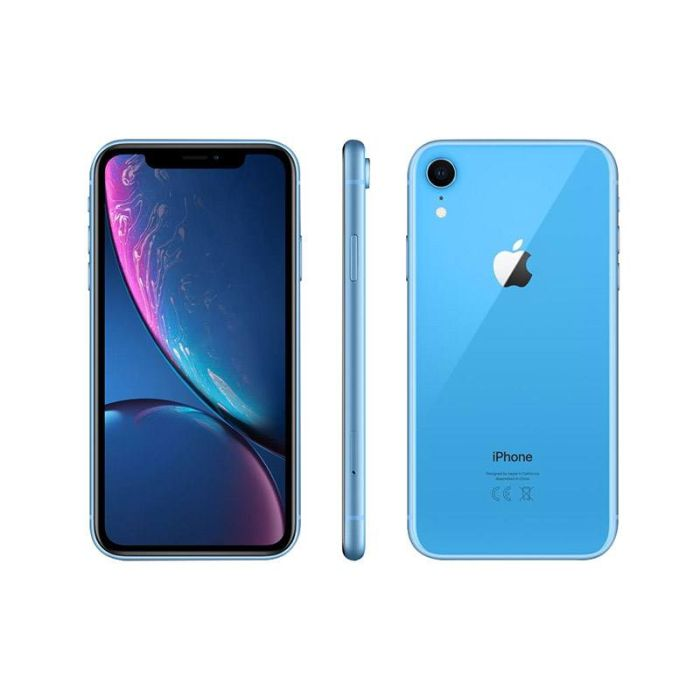 apple iphone xr 64 go blue reconditionne grade a