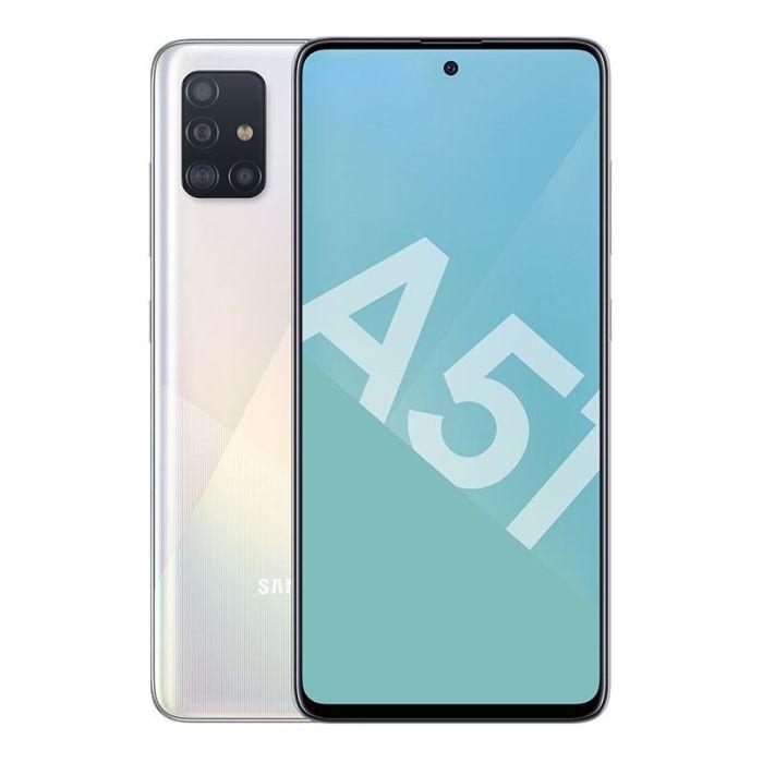 smartphone samsung galaxy a51 128go blanc