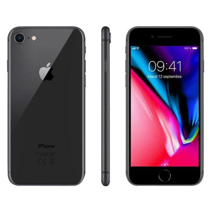 apple iphone 8 64 go sideral grey reconditionne grade eco coque