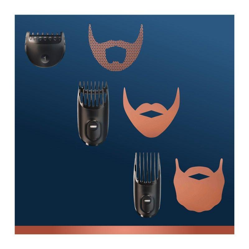The ultimate beard trim & care kit. Tondeuse barbe KING C GILLETTE 3 SABOTS - Electro Dépôt