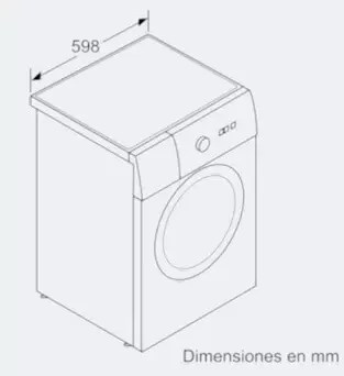 Lavadora Siemens iq500 WM12T469ES 🥇【 la MEJOR en OFERTA】