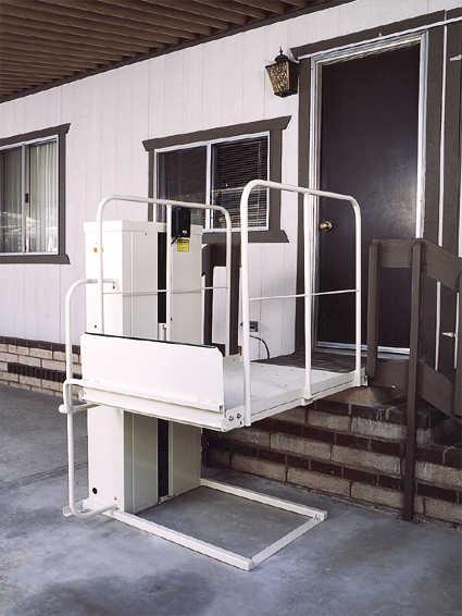 MACS Lift GatePL50PL72 Wheelchair Lifts