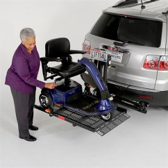 Trailer Hitch Chair Vl Headlight Wiring Diagram Mobility Scooter And Electric Wheel Handicap Accessibility Lifts For All Vehicle Types: