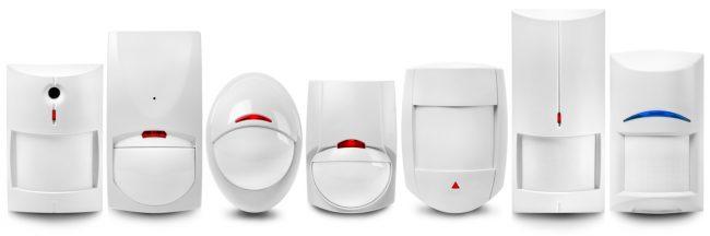 Sensores de Movimento PIR
