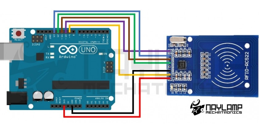 tutorial modulo lector rfid rc522 5e84d7e0110df - Electrogeek