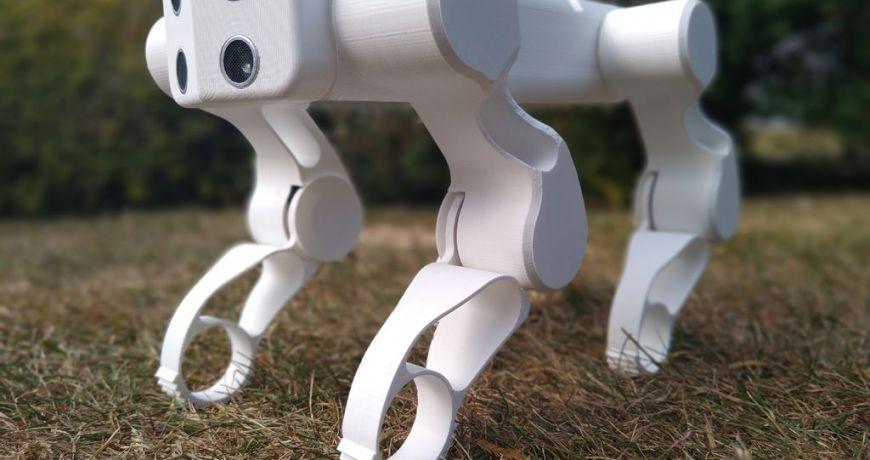 goodboy es un perro robot que corre en arduino 5ecf073767106 - Electrogeek