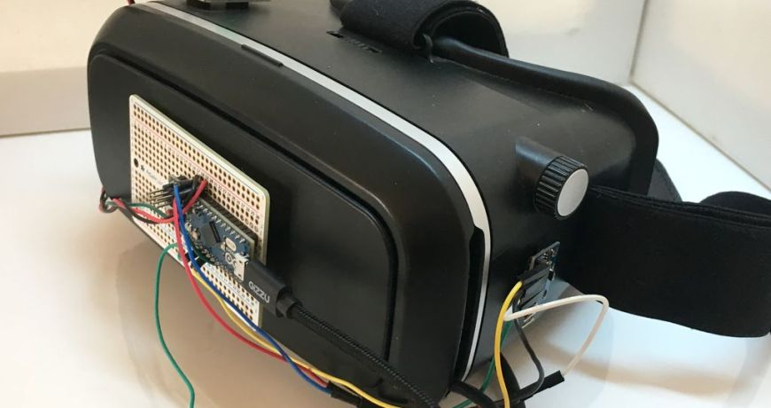disfruta de los juegos de realidad virtual en tu pc con este auricular diy basado en arduino 5ed6f02bd3867 - Electrogeek