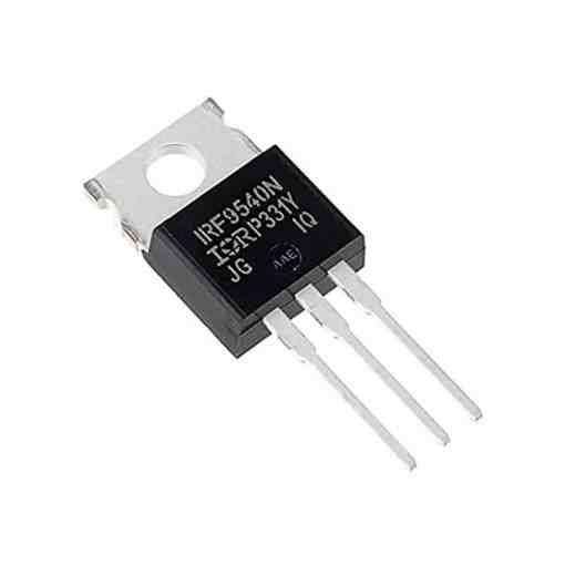 AR0249 Transistor IRF9540 2 1 - Electrogeek