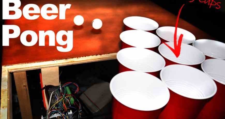 esta mesa automatizada hace que el beer pong sea mas desafiante 5fadd4a9c1bfe - Electrogeek