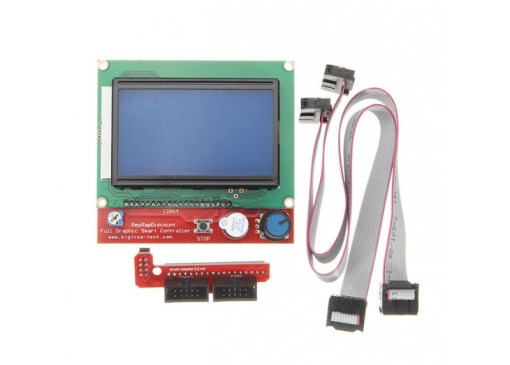 pantalla lcd 12864 para ramps 14 - Electrogeek
