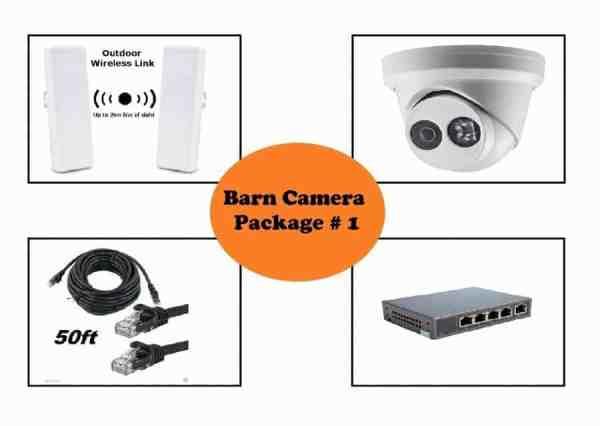 Barn camera kit 1