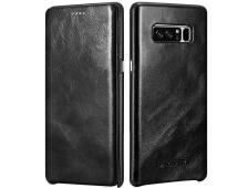 Θήκη Icarer Vintage για Galaxy Note 8 Black