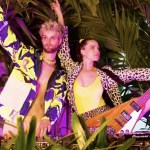 Sofi Tukker Livestream Queens on ElectroJams