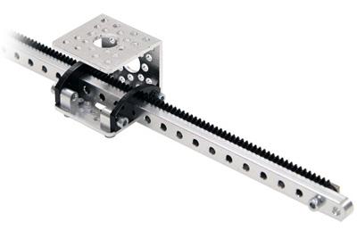 actobotics beam gear rack 32p 12