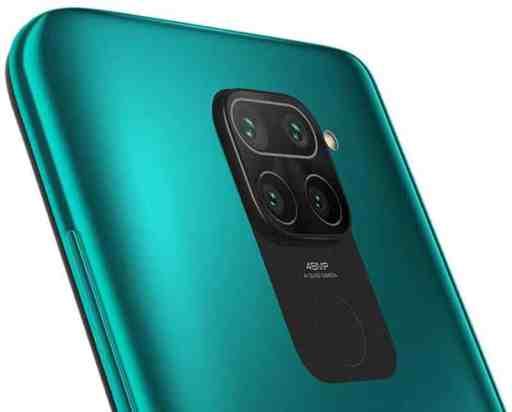 Xiaomi Redmi Note 9 Smartphone, Dual SIM, 4GB/128GB - Forest Green - Electro Store Kuwait | التسوق عبر الإنترنت في الكويت | Online Shopping in Kuwait for Electronics, Smartphones, Mobile Accessories & more