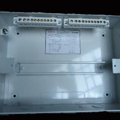 Wiring Diagram Light Switch 3 Way 1998 Ford Ranger Trailer Diy A Consumer Unit And Installation - Distribution Board- Diagrams