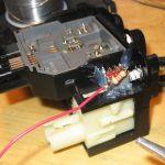 switch wiring, resistor