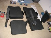 theater seat parts