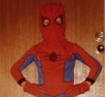 SpideRob, 6 years old