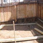 foundation frame outline
