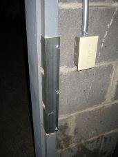 steel strikeplate