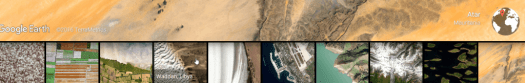 previous Google Earth images