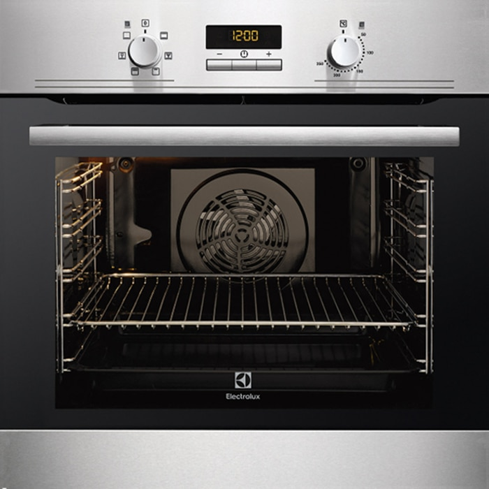 72l built in oven with grill function