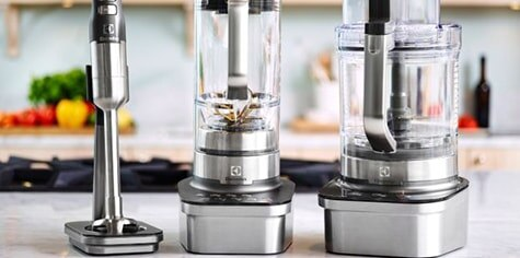 small kitchen appliances blue sink compare blenders food processors coffee makers more masterpiece collection