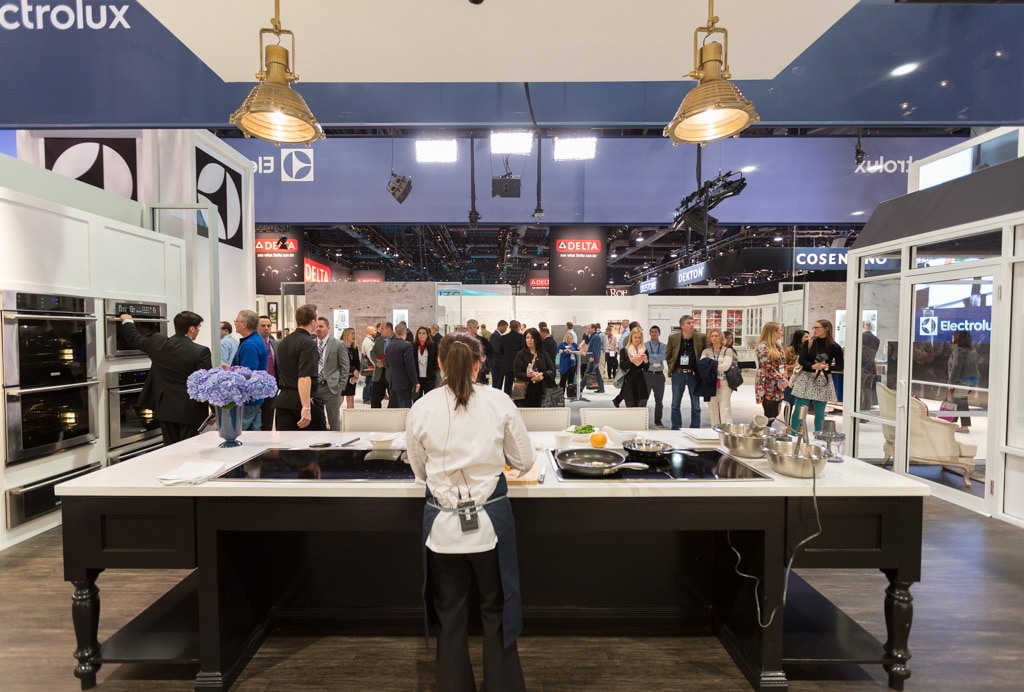Electrolux washer wins Best in Show at US trade fair