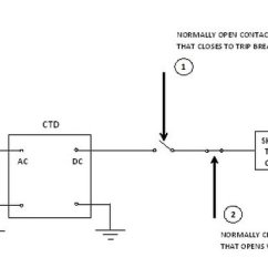 Shunt Trip Coil Diagram 04 Ford Expedition Stereo Wiring Faq Capacitor Device (ctd) - Electromagnetic Industries Llp