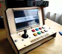 Build Your Own DIY Retro Arcade Cabinet Using a Raspberry ...