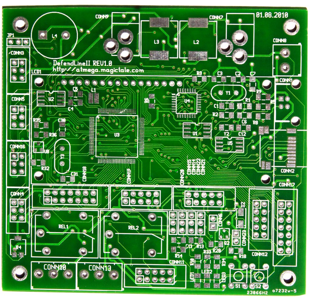 Plastic Prototype Printed Circuit Boards