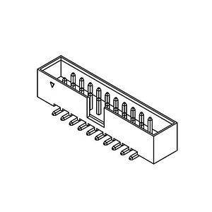 Custom tailored Pin Header and Box Header