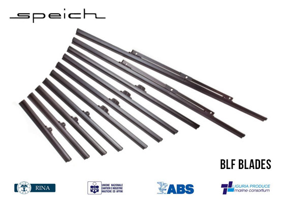SPEICH BLADES FOR MARINE WINDSCREEN WIPERSεξοπλισμός