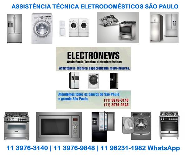 assistencia tecnica eletrodomesticos