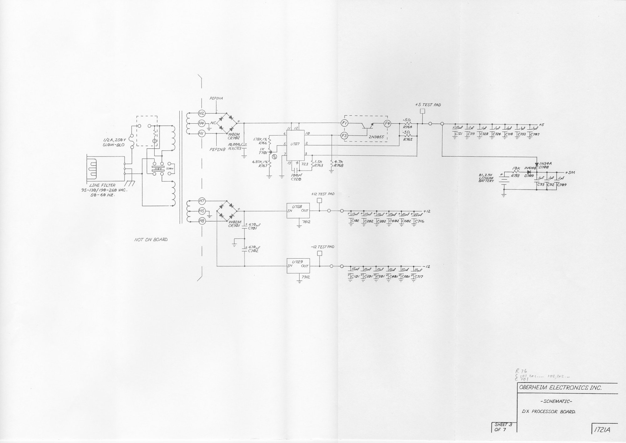 hight resolution of  dx main board schematic 3 of 7