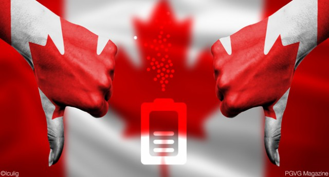 Vaping Safer than combustible cigarettes (Government of Canada
