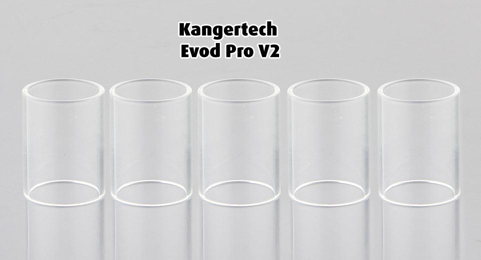 Kangertech EVOD PRO V2 Replacement Pyrex Glass Tank