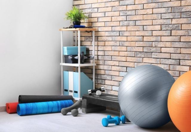 virtual physical therapy space